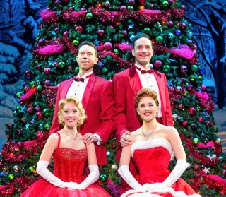Irving Berlin's White Christmas at the Pantages Theatre