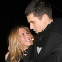 John Mayer Dumps Jennifer Aniston...Again?