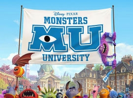 Monsters University (U)