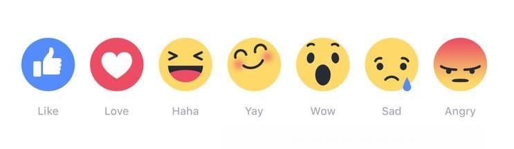 """Acestea sunt noile expresii care vor însoți butonul de """"LIKE"""""""