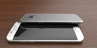 Concept Samsung Galaxy S7 Edge, realizat de Jermaine Smit