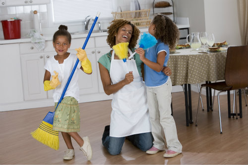 Image result for kids doing chores