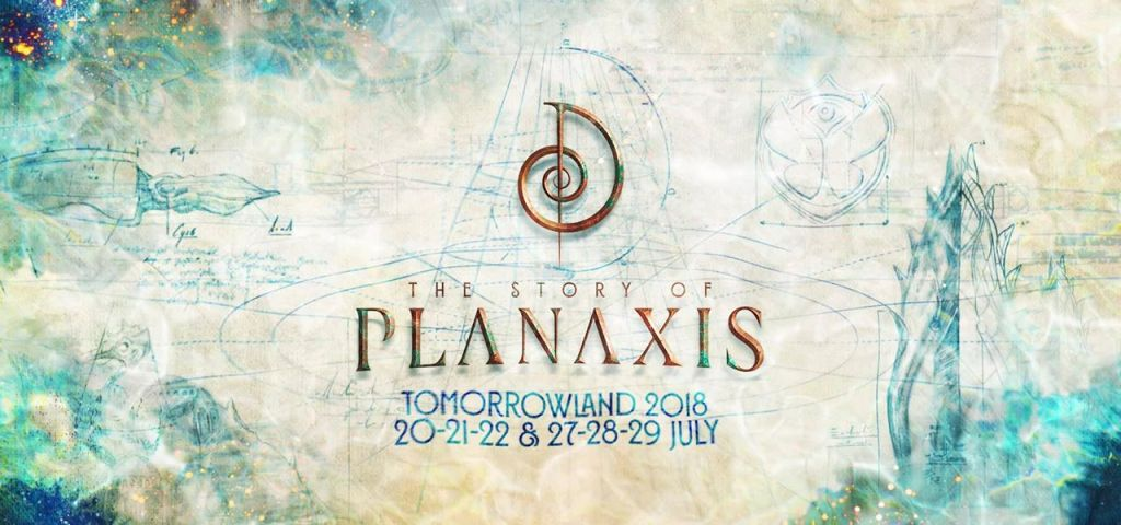 Tomorrowland - [www.facebook.com/pg/tomorrowland]