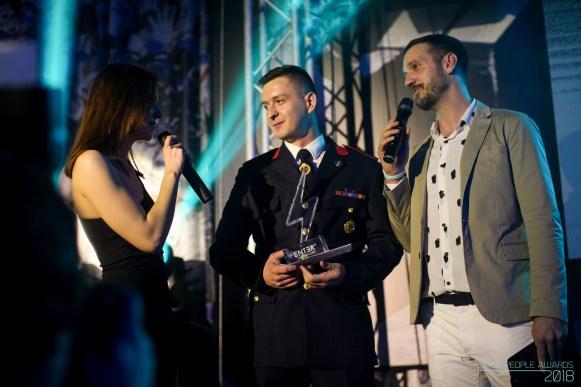 Marin Čveljo pobjednik je Enter People Awards-a 2018