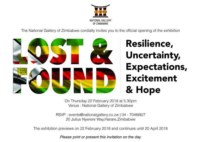 Enthuse Afrika's Photography to be Featured at the National Gallery of Zimbabwe's November 18 inspired Exhibition