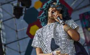 Moonchild Sanelly Needs Your Help to Open at the Die Antwoord EU Tour