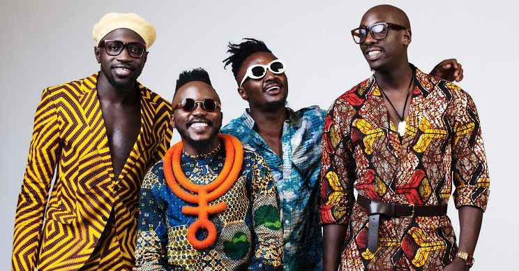 Despite the Split Rumours Sauti Sol are Headlining Lake of Stars Malawi this Year