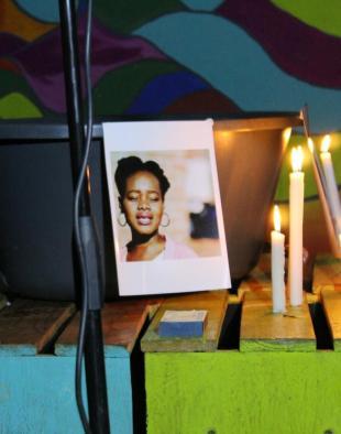 Saying Goodbye to Zimbabwean Poet Rae Lyric...