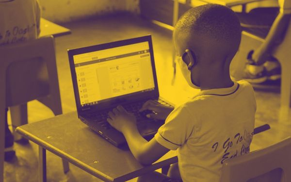 Only 40% Zimbabwe Children Attend Remote Learning
