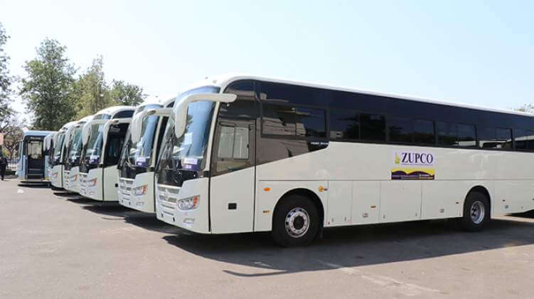 Government Fails to Give ZUPCO Buses Number Plates