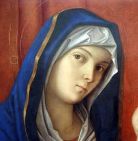 Madonna and Child: Venice, Italy, 1480s, by Giovanni Bellini