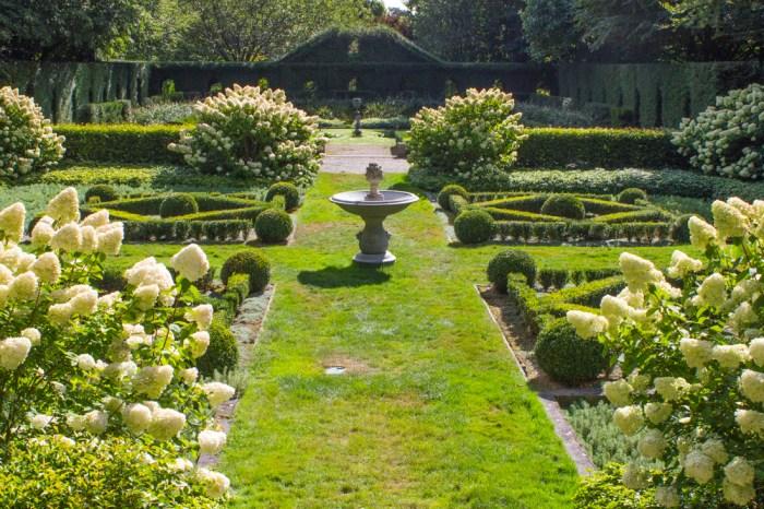 The Secret Garden, Parc Botanique de Haute Bretagne