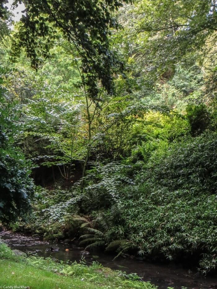 Botanical Gardens in Brest