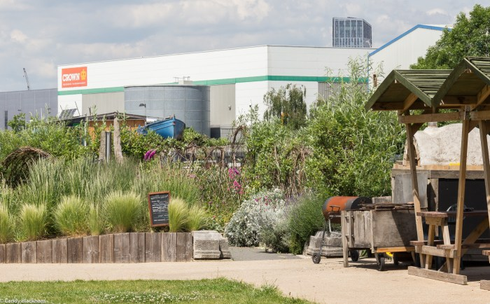 The Sensory Garden at Cody Dock