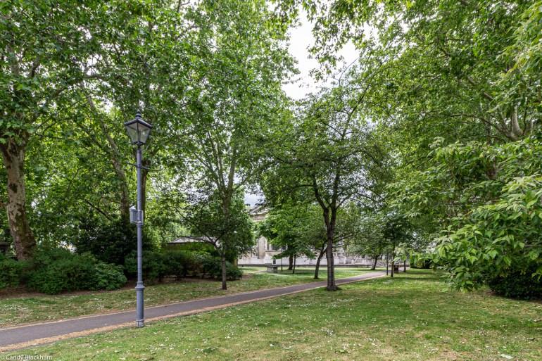 St Paul's Churchyard Gardens