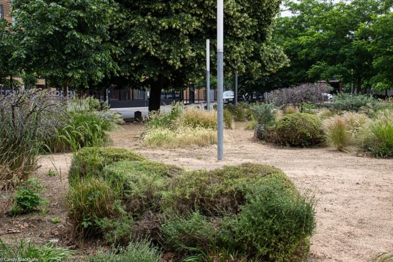 Fordham Park in New Cross
