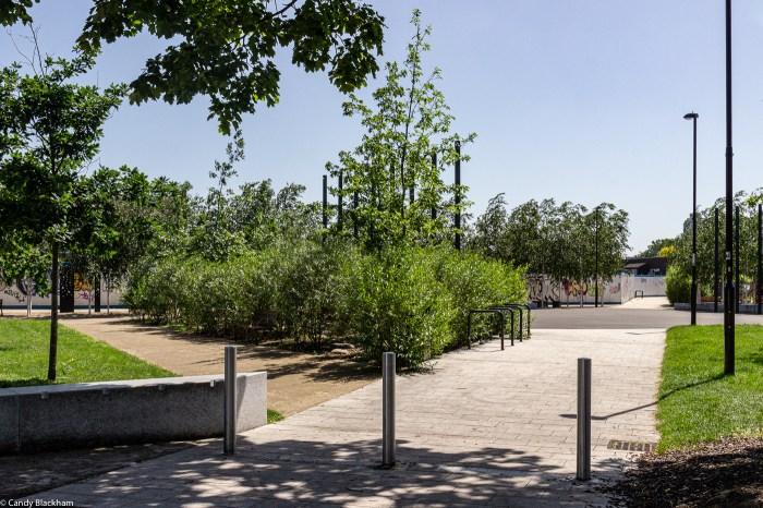 Charlottenburg Park today