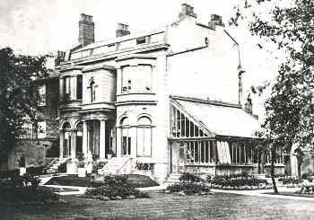 George England's Hatcham Lodge, c.1890