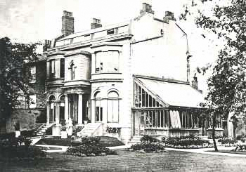 George England's Hatcham Lodge, c.1890