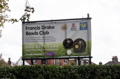 The Francis Drake Bowling Green
