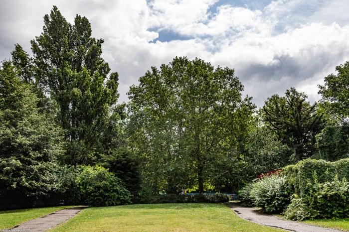 Brookmill Park in Lewisham