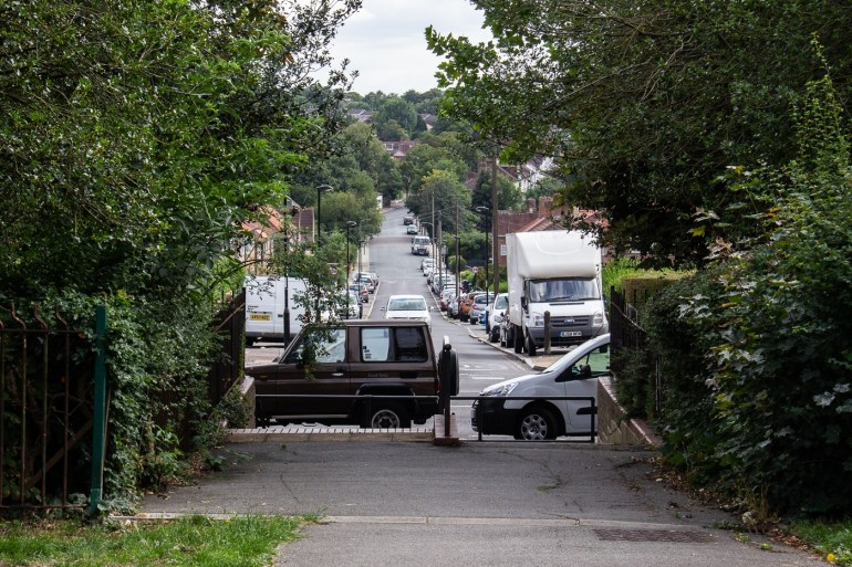 Gateway on Downham Way