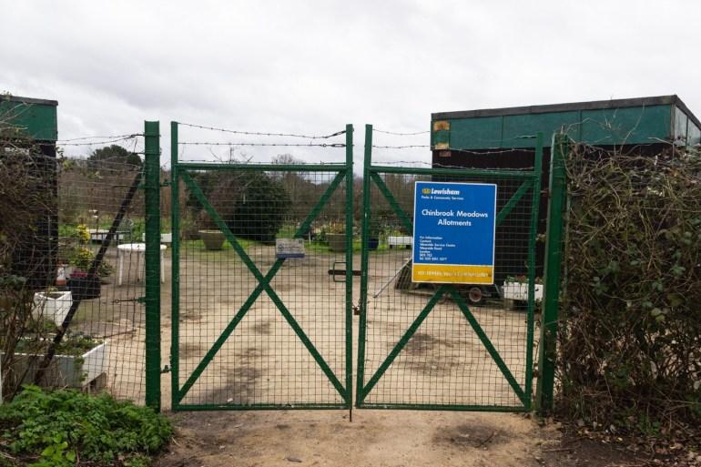 Chinbrook Meadows in Grove Park