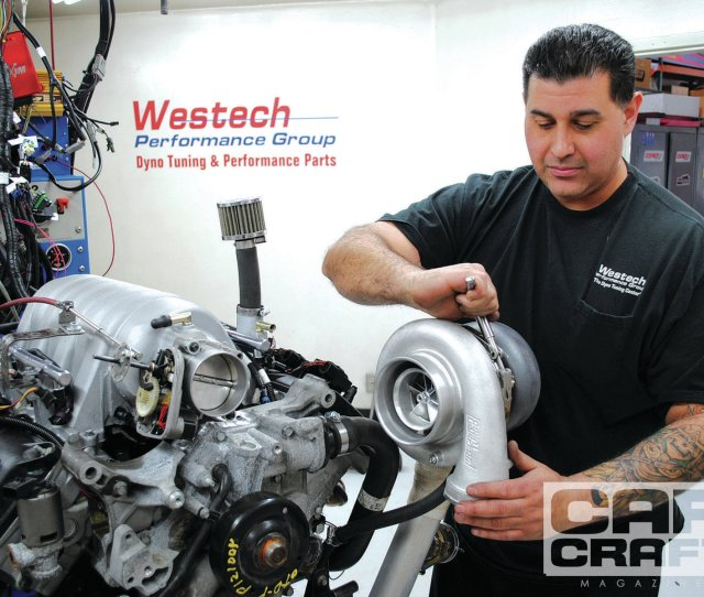 Fresh From The Junkyard The Hemi Was Rebuilt And Shuffled To Westech Performance For Some Hits