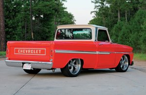 1965 Chevy C10  A C10 Like Back Then  Hot Rod Network
