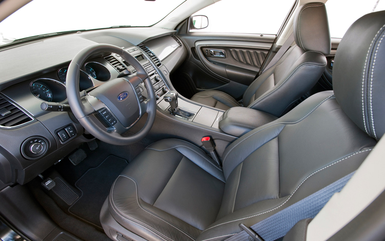 2010 Ford Taurus First Test Motor Trend