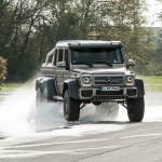 2014 Mercedes Benz G63 Amg 6x6 First Drive