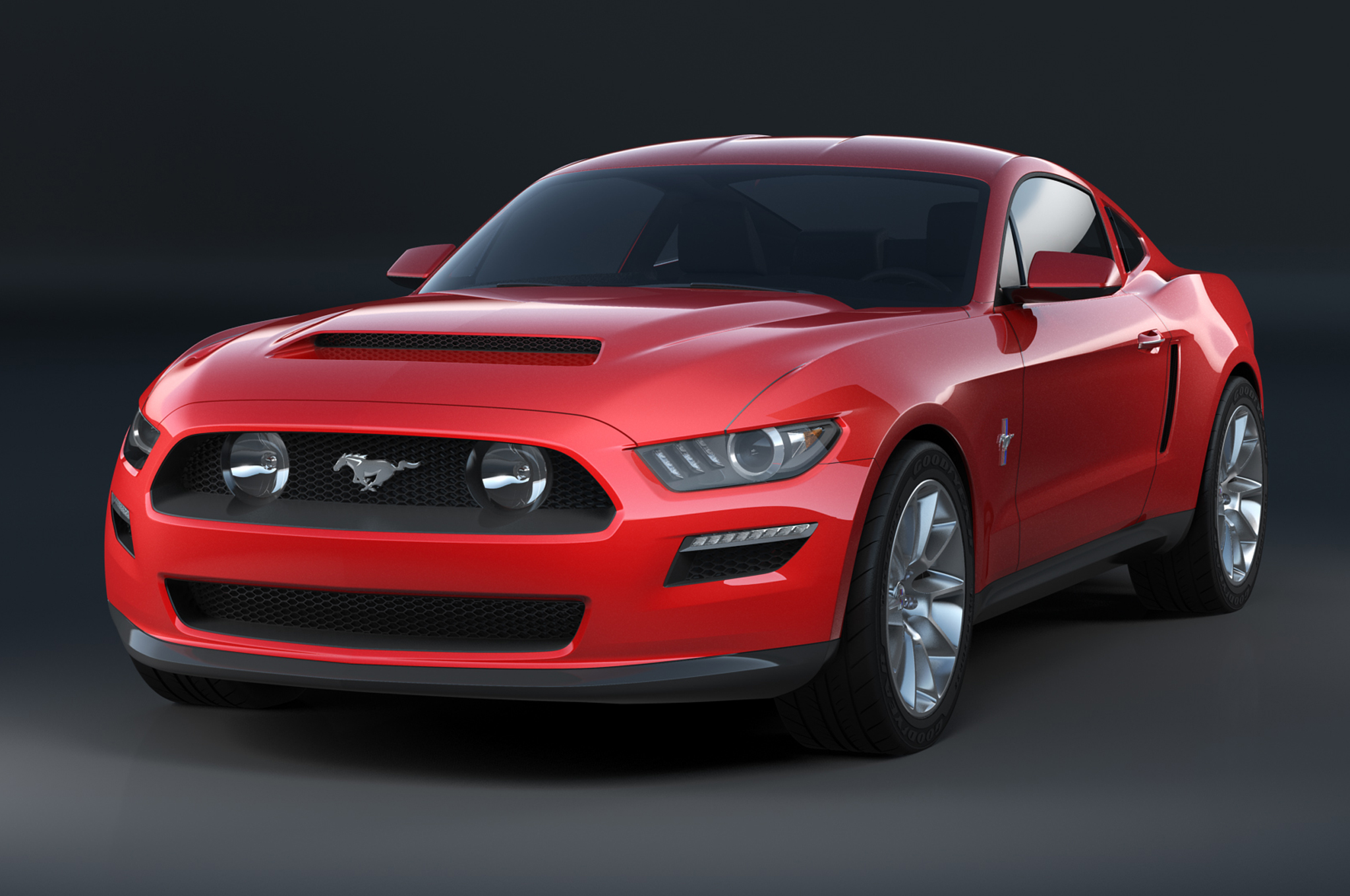 Makings of a Mustang  The 2015 Ford Mustang From Sketch To     Makings of a Mustang  The 2015 Ford Mustang From Sketch To Production