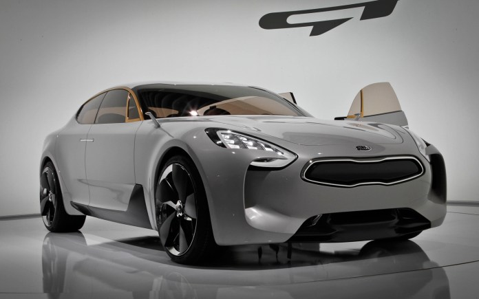 we hear: production kia gt greenlit for 2016 - motor trend