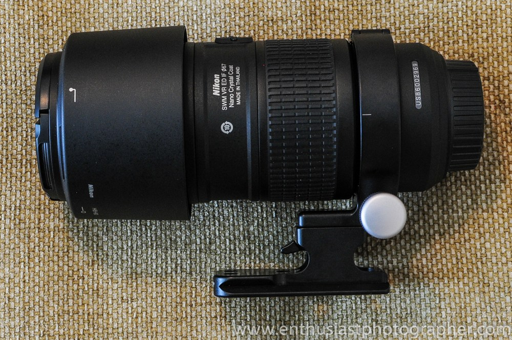 Really Right Stuff LC-A12 Collar Review (Nikon 70-200 f/4) (5/6)