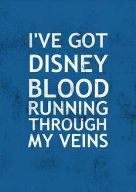 Disney quote; Enticing Healthy Eating