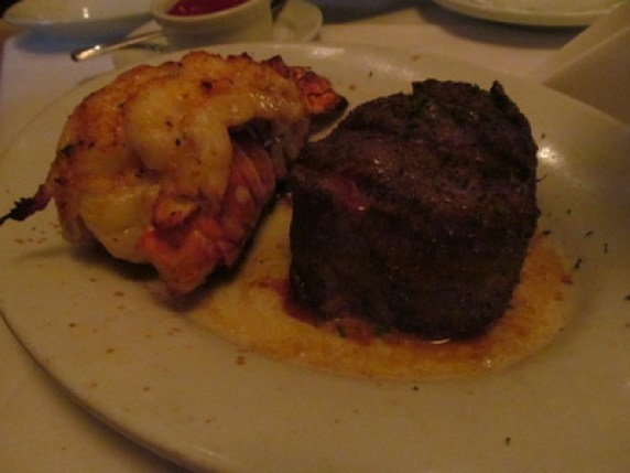 Ruth's Chris Surf and Turf
