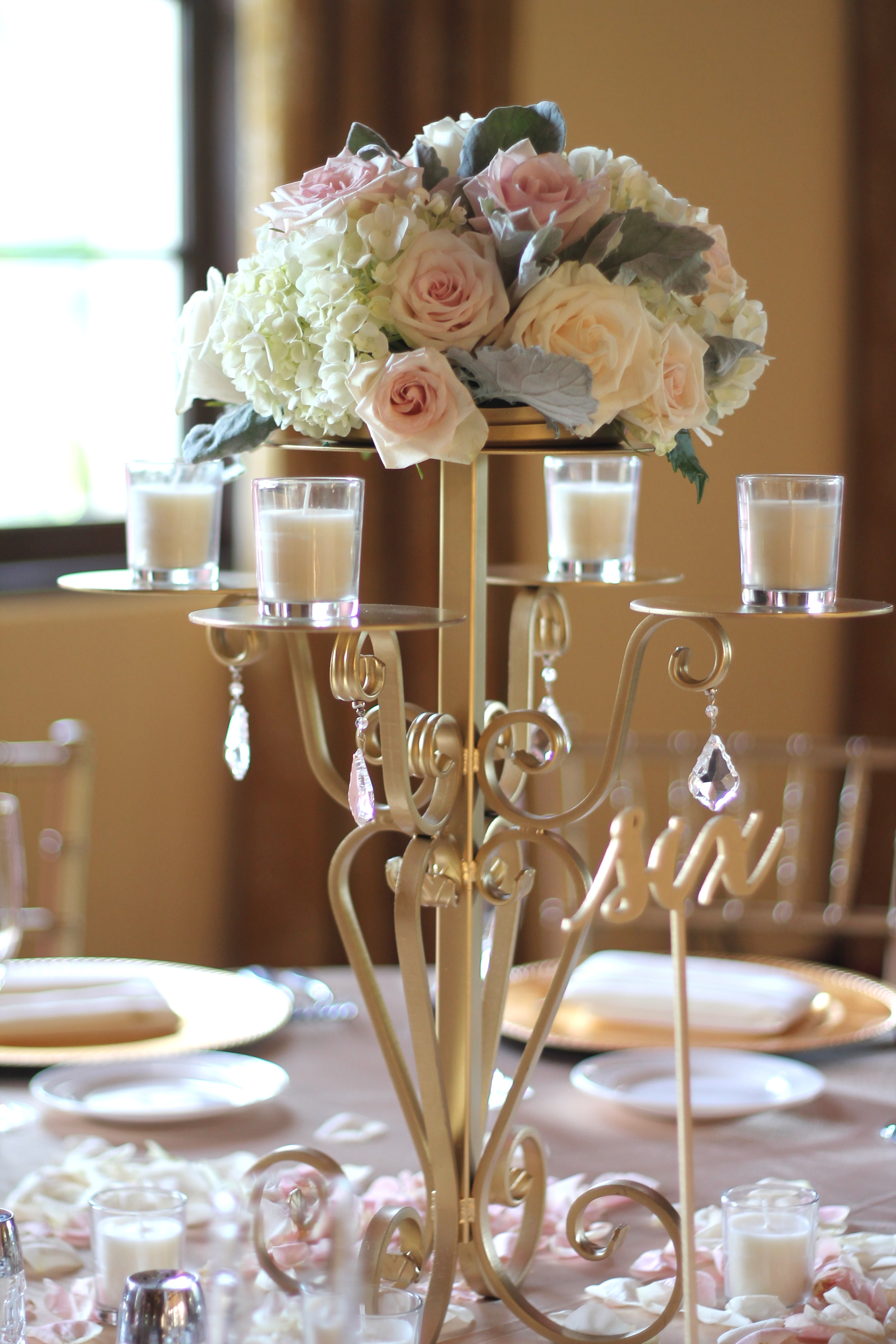 Tuscany Centerpiece Wedding Amp Party Rentals San Diego CA