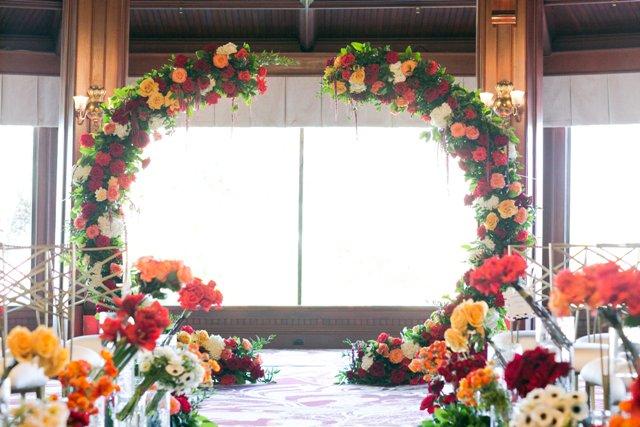 Contemporary Wedding Ceremony