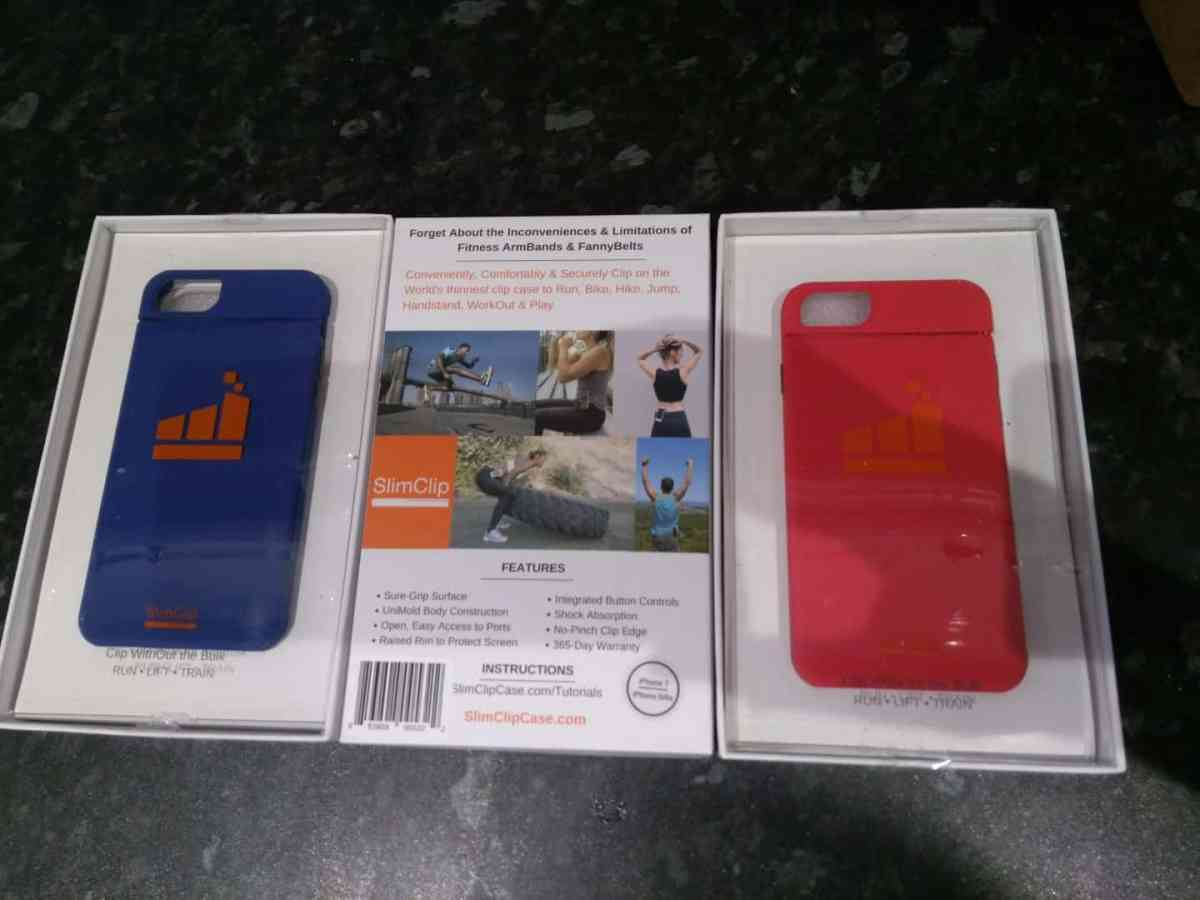 slimclip phone case