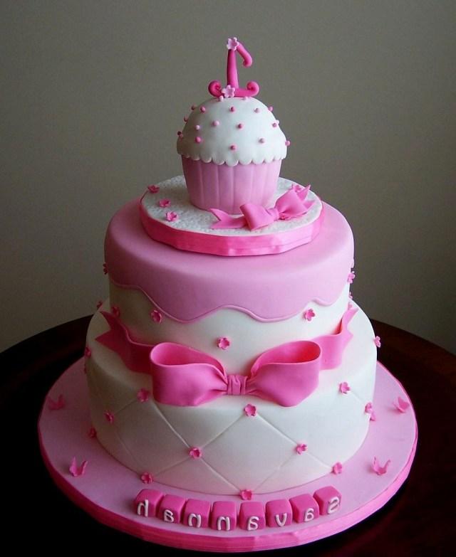 1 Birthday Cake Many Ba Girls Birthday Cake 1 Year Birthday Cake For Ba Girl