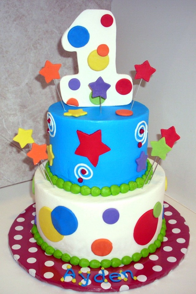 1St Birthday Cake Boy Kids Birthday Cakes Images Pictures And Wallpapers Happy Birthday