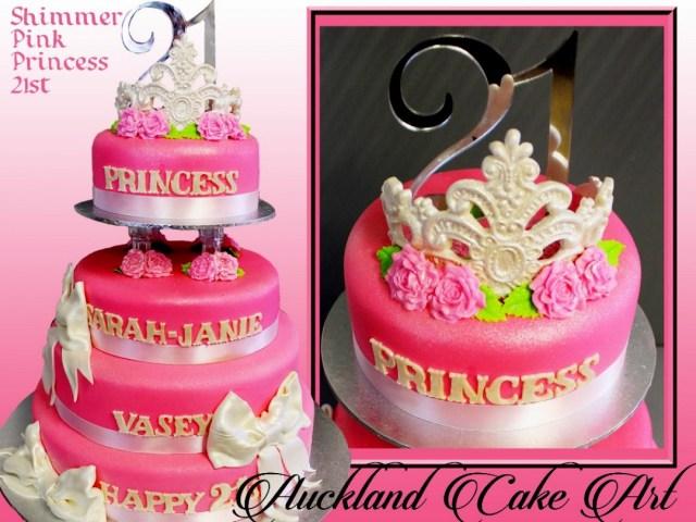 21 Birthday Cake Ideas 21st Cakes Female Auckland Art