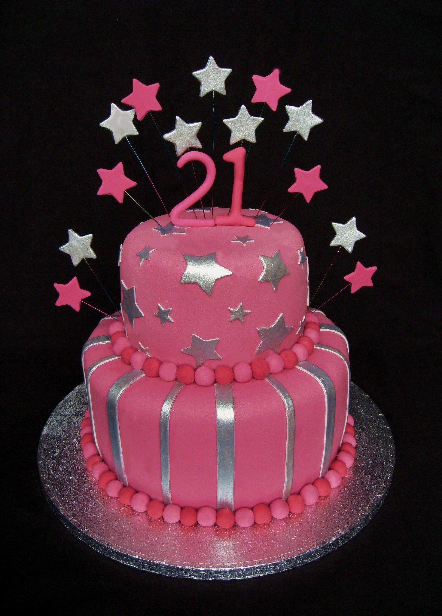 23 Marvelous Image Of 21 Birthday Cake Ideas