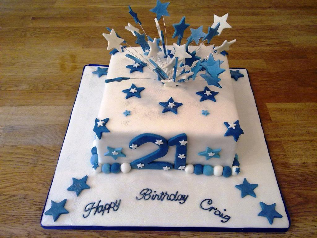 21St Birthday Cake Ideas For Him 21st Cakes Guys