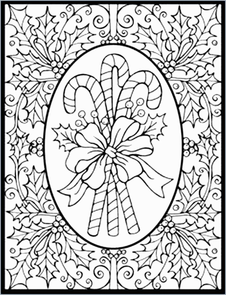 Adult Christmas Coloring Pages Coloring Page 52 Christmas Coloring ...
