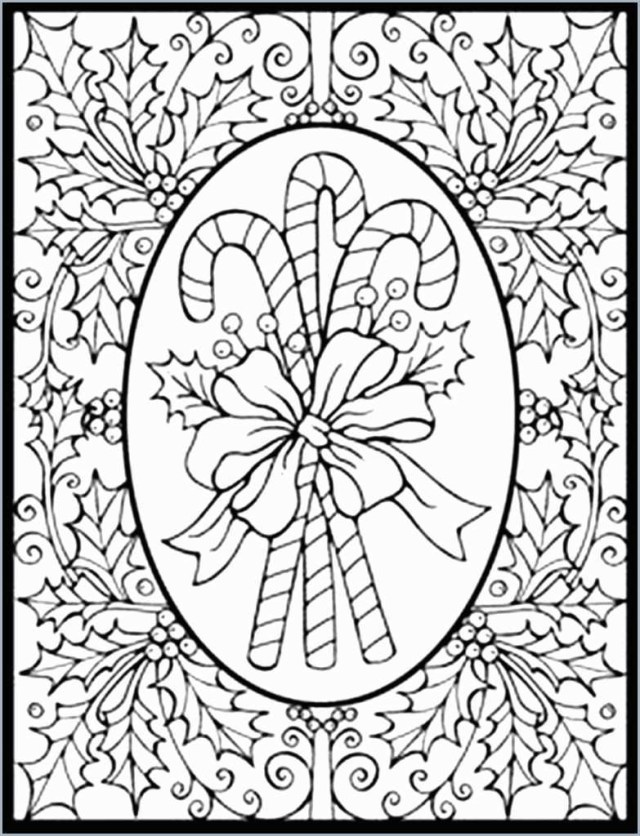 Adult Christmas Coloring Pages Coloring Page 52 Christmas Coloring Pages Pdf