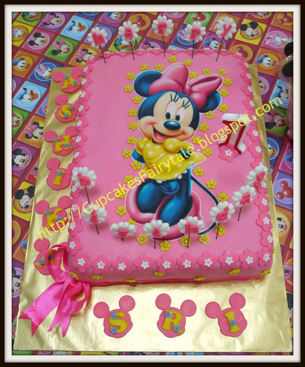 Baby Girl Birthday Cakes 2 Year Old Ba For