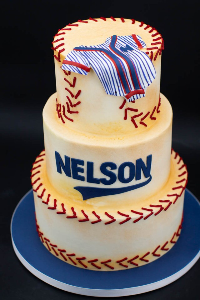 Baseball Birthday Cakes Baseball Birthday Cake Cake Of The Week
