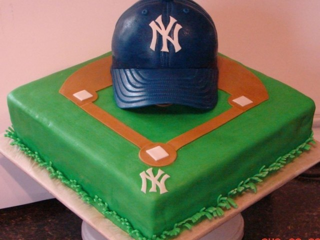 Baseball Birthday Cakes Top Baseball Cakes Cakecentral