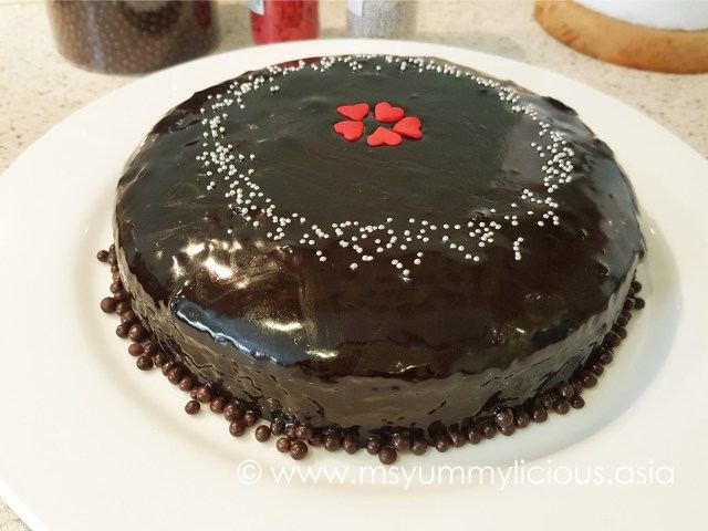 Best Chocolate Birthday Cake Steamed Moist Chocolate Cake For Our Prince Charmings 1st Birthday